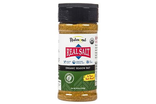 Real Salt Organic Season Salt - 4 oz.