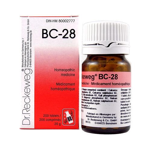 BC-28 (200 tabs)