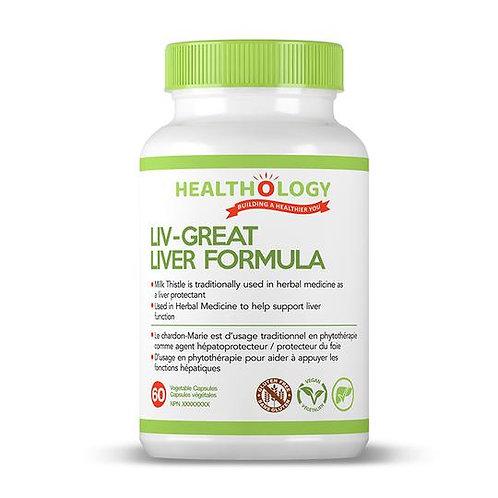 LIV-GREAT LIVER FORMULA (60 Capsules)