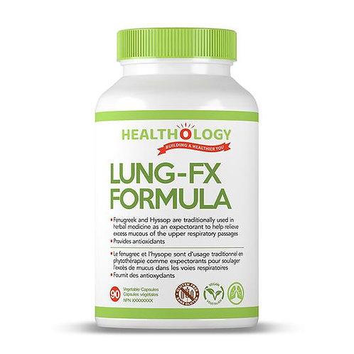 LUNG-FX FORMULA (90 Capsules)