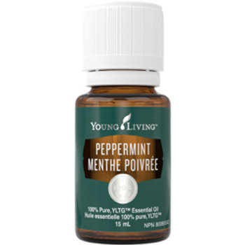 Peppermint Essential Oil - 15ml