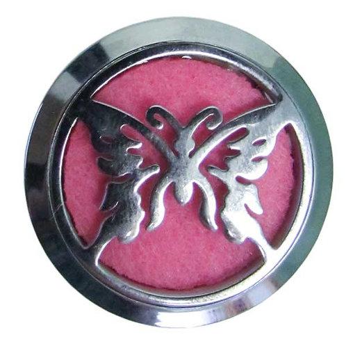 Aromatherapy Car Clip - Butterfly