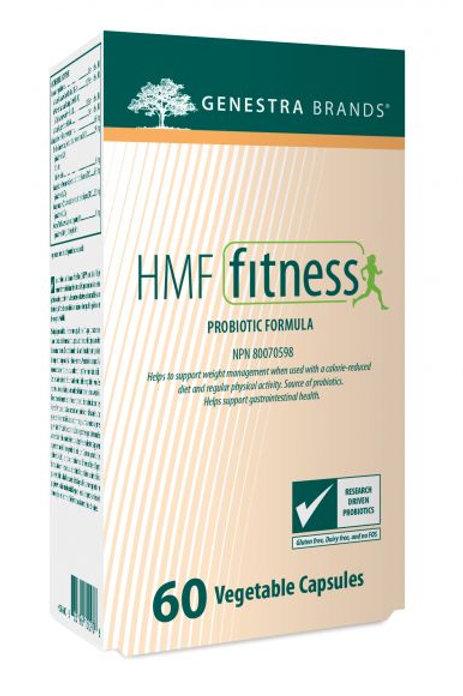 HMF Fitness Probiotic (60 Capsules)