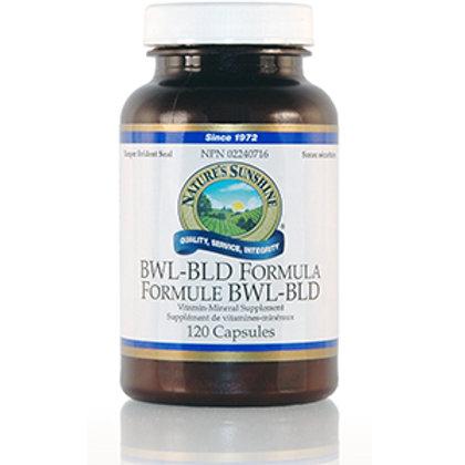 BWL-BLD Formula (120 Caps)