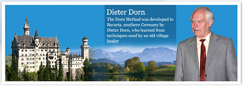 Dorn Therapy, Dorn Method