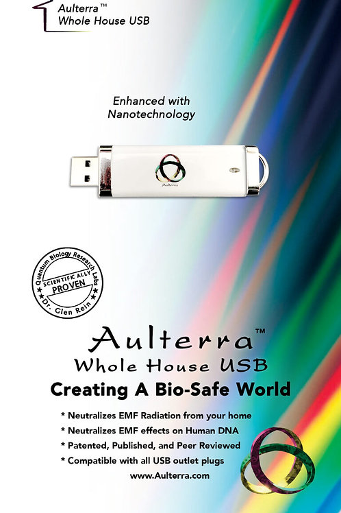 Aulterra EMF Whole House USB Neutralizer