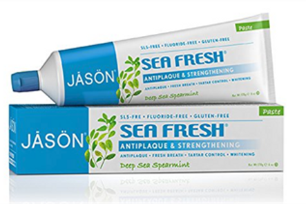 Sea Fresh® Strengthening Toothpaste - Deep Sea Spearmint