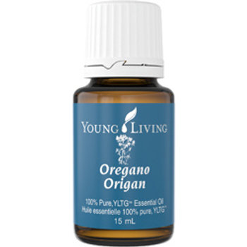 Oregano Essential Oil - 15ml