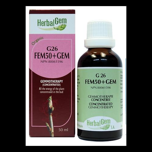 G26 | FEM50+GEM