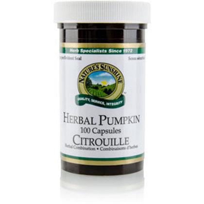 Herbal Pumpkin (100 Capsules)