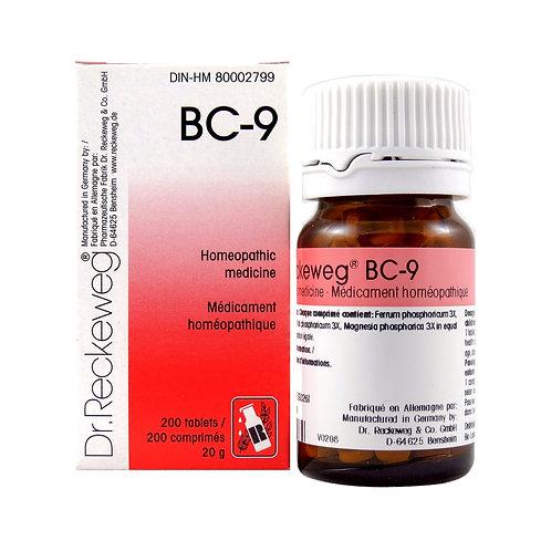 BC-9 (200 tabs)