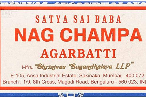 Sai Baba Nag Champa Incense - 40g