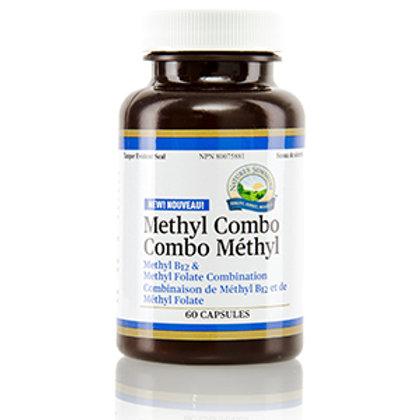 Methyl Combo (60 Capsules)