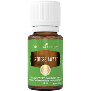 Stress Away Essential Oil Blend - 15ml