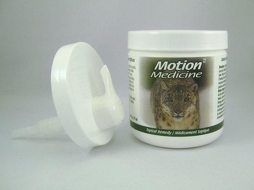Motion Medicine (500g Jar with Pump)