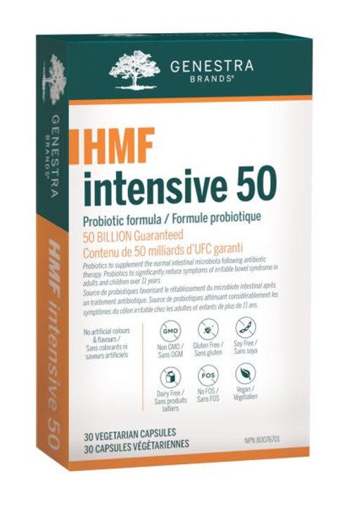 HMF Intensive 50 (30 Capsules)
