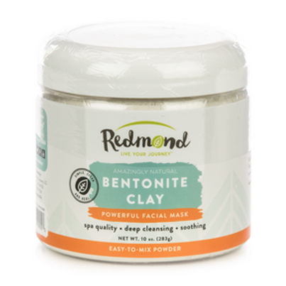 Redmond Bentonite Clay (10 oz.)