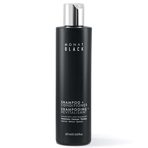 Monat Black Shampoo+Conditoner