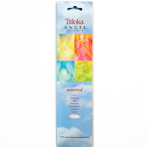 Assorted Angel Incense