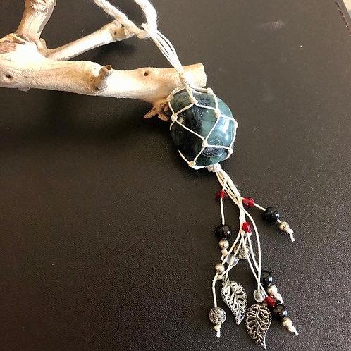 Emerald Gemstone Necklace