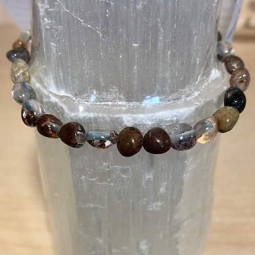 Shamanic Dream Quartz Bracelet