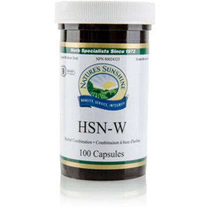 HSN-W (100 Capsules)