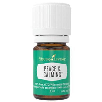 Peace & Calming Essential Oil Blend - 5ml