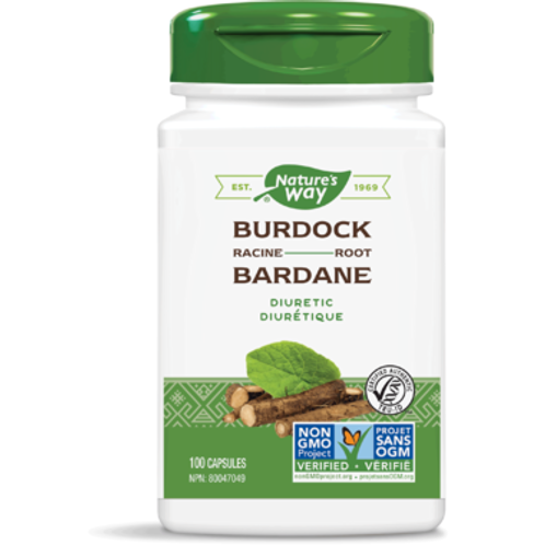 Burdock Root (100 Caps)