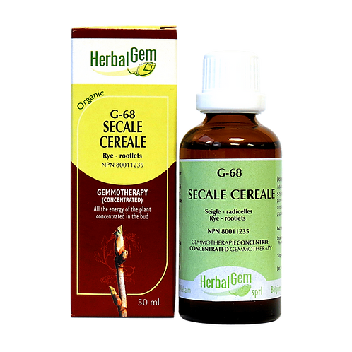 G68 | Secale cereale (50ml)