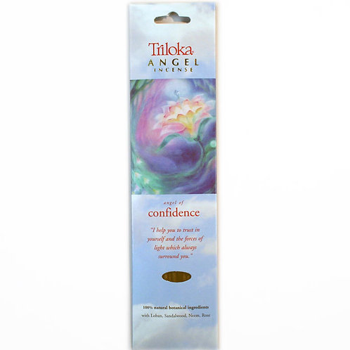 Confidence Angel Incense