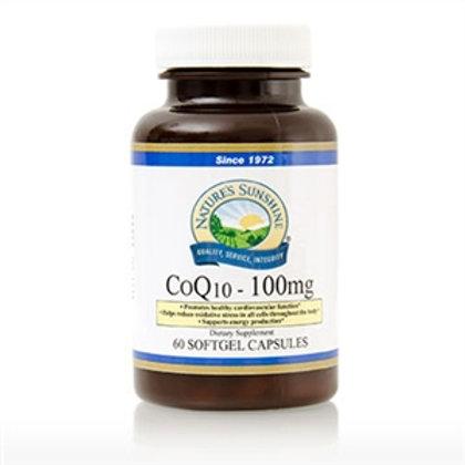 CoQ10-100 mg (60 Softgels)