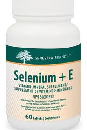Selenium + E (60 Tabs)