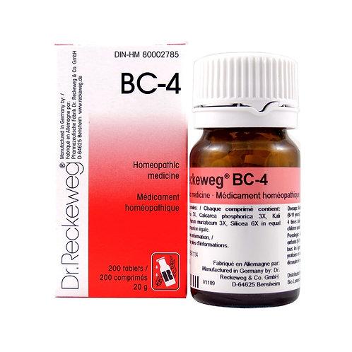 BC-4 (200 tabs)