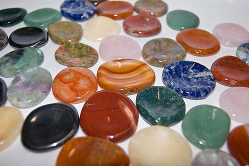 Assorted Worry Stones / Thumbstones