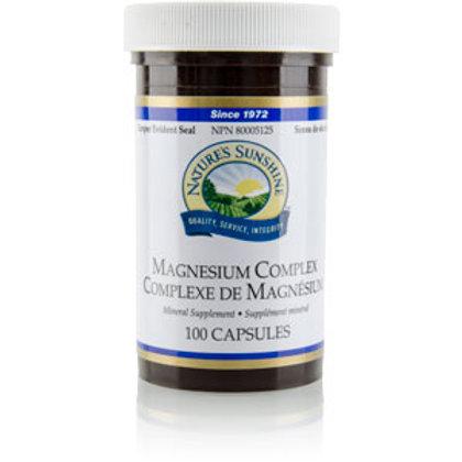 Magnesium Complex (100 Capsules)