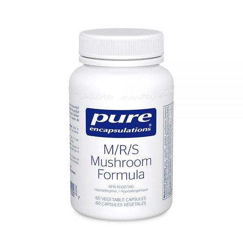 M/R/S Mushroom Formula (60 Capsules)