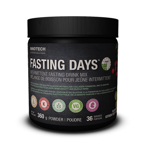 Fasting Days Drink – Raspberry Lime 360 grams