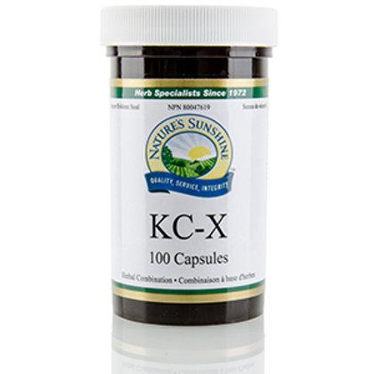 KC-X (100 Capsules)