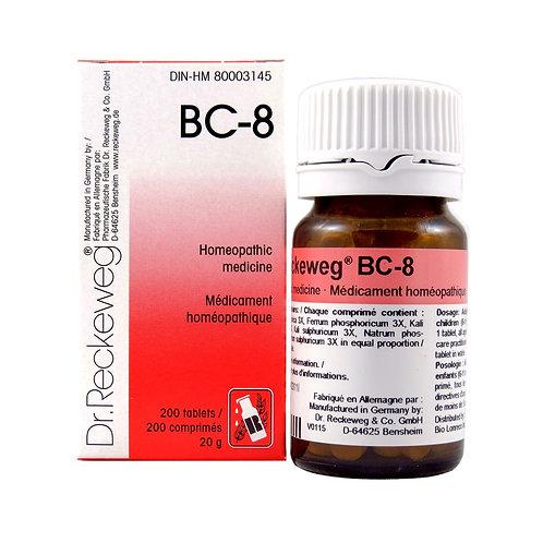 BC-8 (200 tabs)