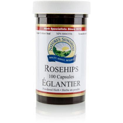 Rosehips (100 Capsules)