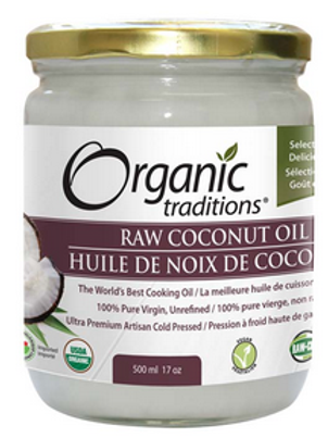 Coconut Oil - 500ml