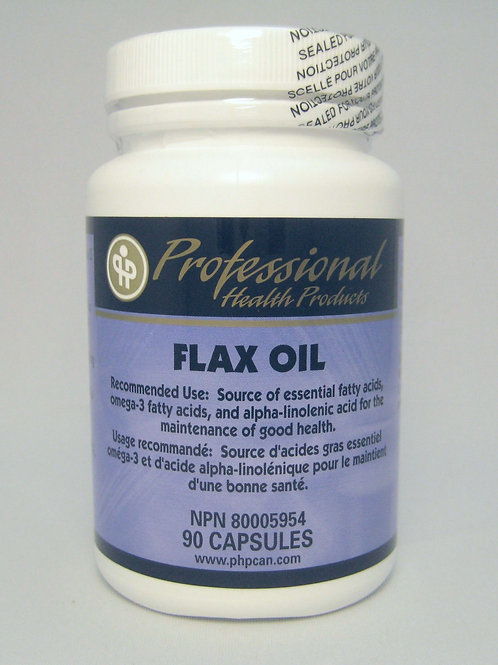 Flax Oil (90 Caps)