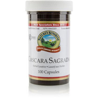 Cascara Sagrada (100 Caps)