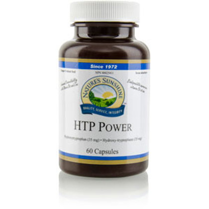 HTP Power (60 Capsules)