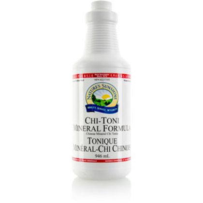 Chi-Toni Mineral Formula (946 ml)