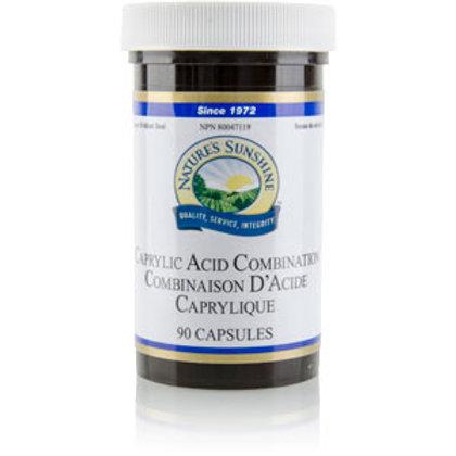 Caprylic Acid Combination (90 Capsules)
