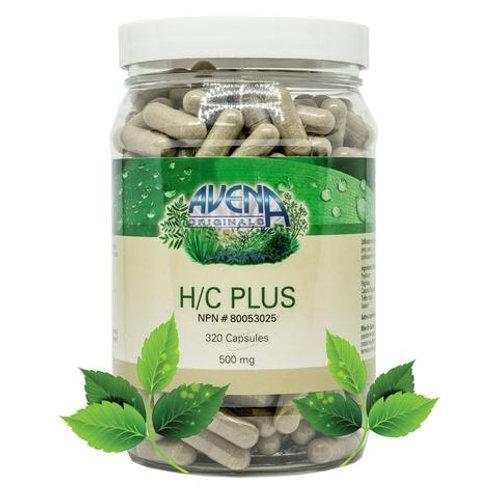 H/C PLUS (320 Capsules)