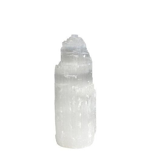 Selenite Tower Small - 10cm
