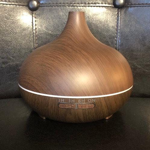Spa Wood Grain Essential Oil Diffuser / Aromatherapy Diffuser