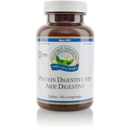 Protein Digestive Aid (180 Tabs)